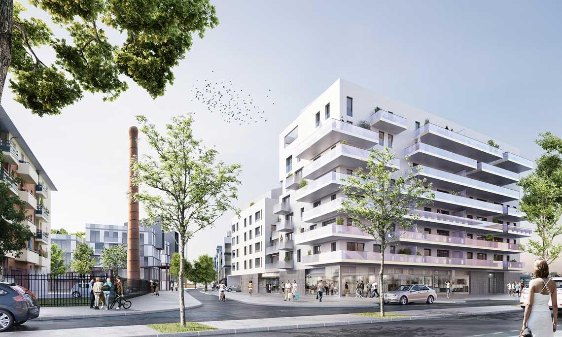 Aaupc patrick chavannes opus saint cyprien for Architecture toulouse